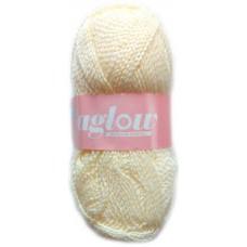 Aglow, Double knit - Cream