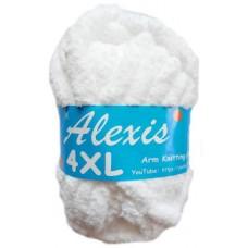 Alexis, 4XL - White