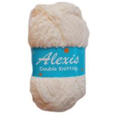 Alexis, Double Knit - Cream