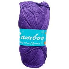 Bamboo, 4 Ply - Purple
