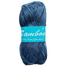 Bamboo, 4 Ply - Denim Blue