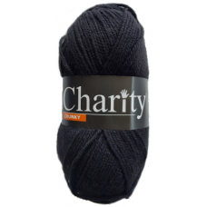 Charity, Chunky - Black