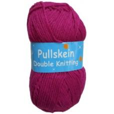 Classic Pullskein, Double Knitting - Fuchsia