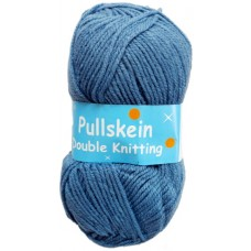 Classic Pullskein, Double Knitting - Denim