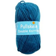 Classic Pullskein, Double Knitting - Dark Teal