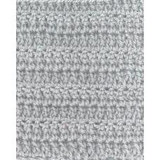 Crochet 5 - Silver