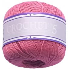 Crochet 5 - Rose pink