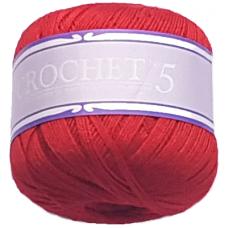 Crochet 5 - Red
