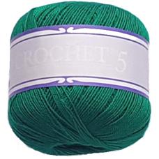 Crochet 5 - Emerald