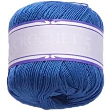 Crochet 5 - Blue K