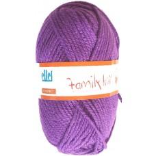 Family Knit, Chunky -Violet