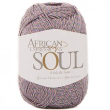 Soul, Multi colour - Grey, Pink, Blue and Caramel